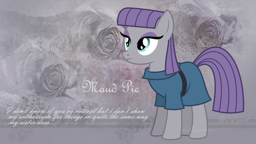 Maud Pie Wallpaper