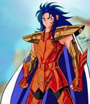 Sea Dragon Kanon by r-crespo