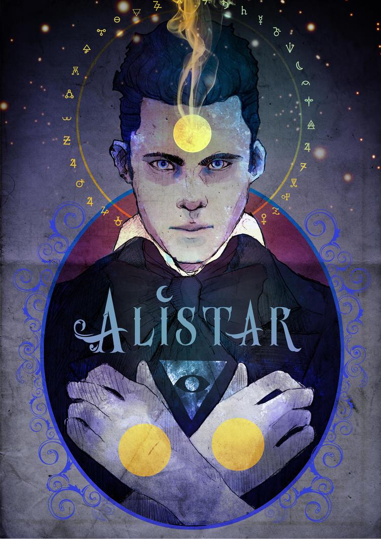 Alistar by BlueTwin