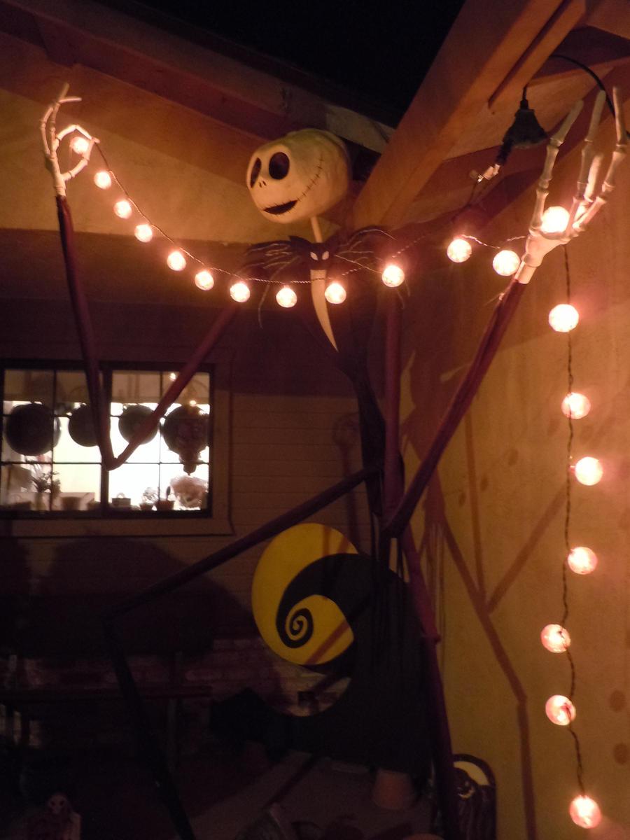 Jack skellington halloween decorations 2012 by cogitat on - Jack skellington decorations halloween ...