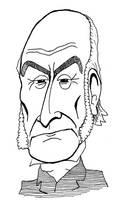 John Quincy Adams caricature