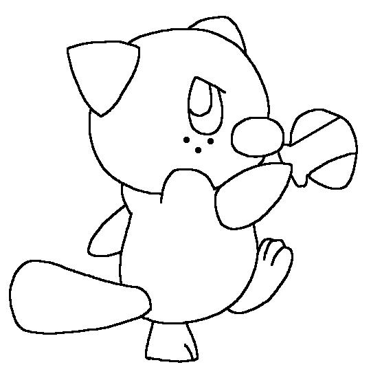 Pokemon Coloring Pages Osha