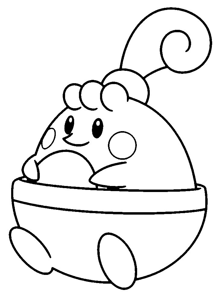 igglybuff coloring pages - photo#22