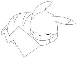 pika sleep base by Skittychu-bases