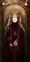 Lady Macbeth_funeral portrait by Magrad