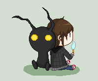 . I want a pet Heartless . by Caitie-chan