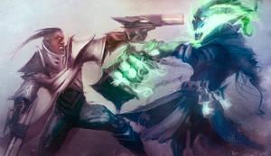 League of Legends Rivals: Thresh vs Lucian