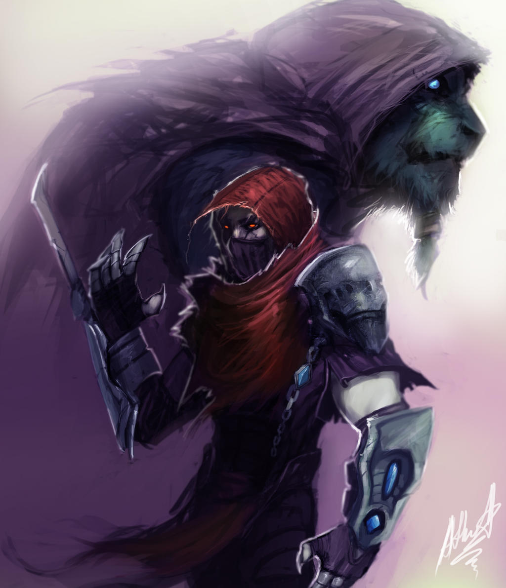 League of legends zed (league of legends) low resolution tagme