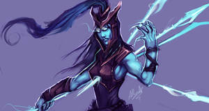 Kalista, the Spear of Vengance