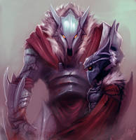 League of Legends: Marauders by Aths-Art
