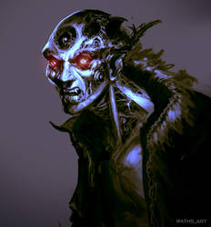 Ghoul by Aths-Art
