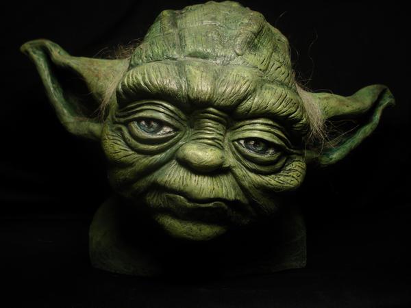 Yoda by CrimsonArts