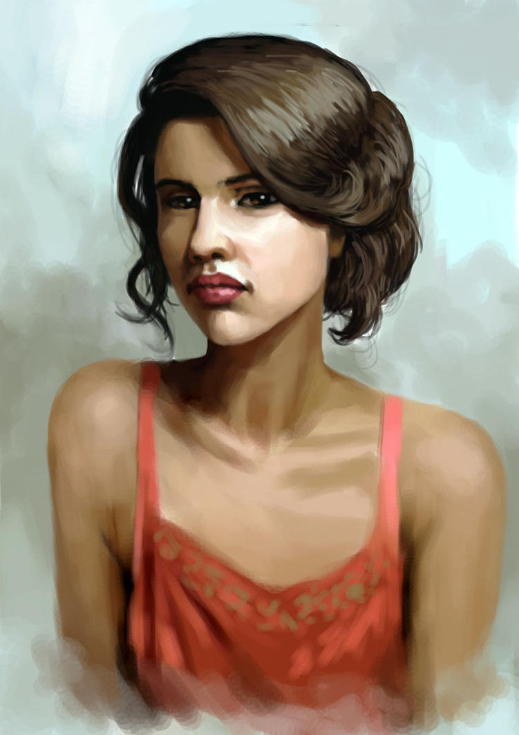 Annet Mahendru by vnbenedicto