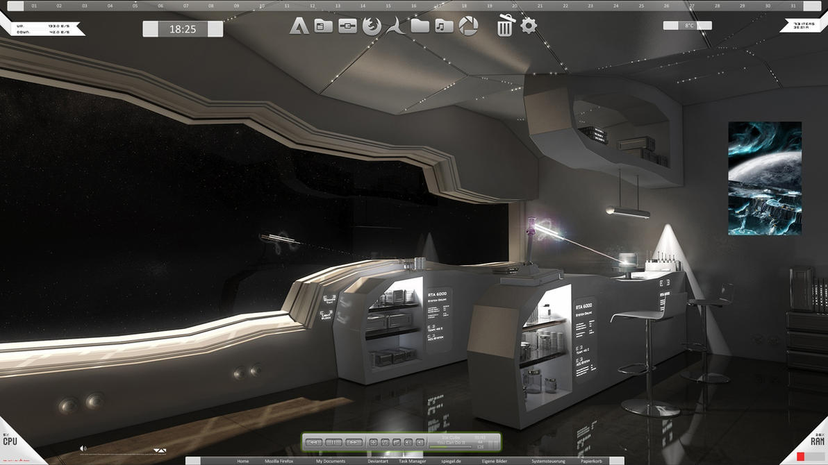 space home. Space Home 05.12.2011 By DocBerlin77
