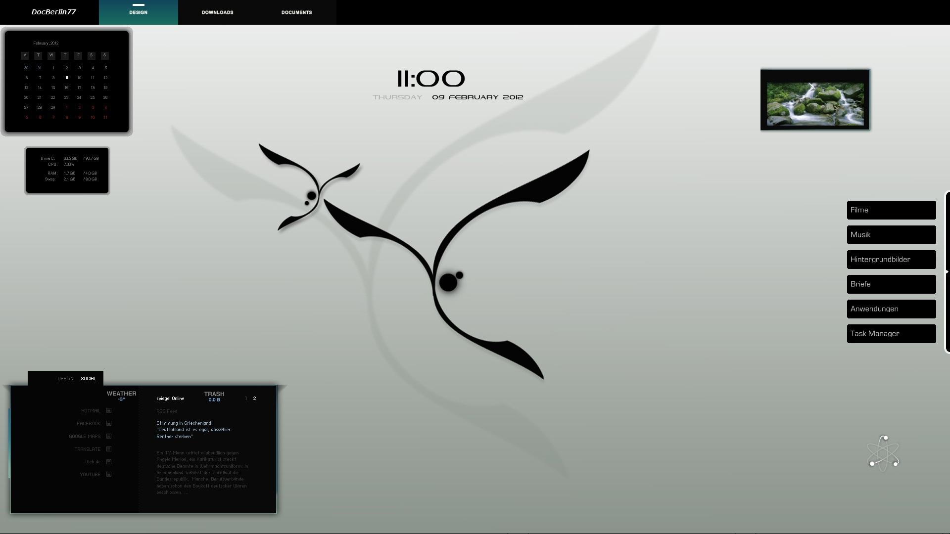 The Desktop  08.02.2012 by DocBerlin77