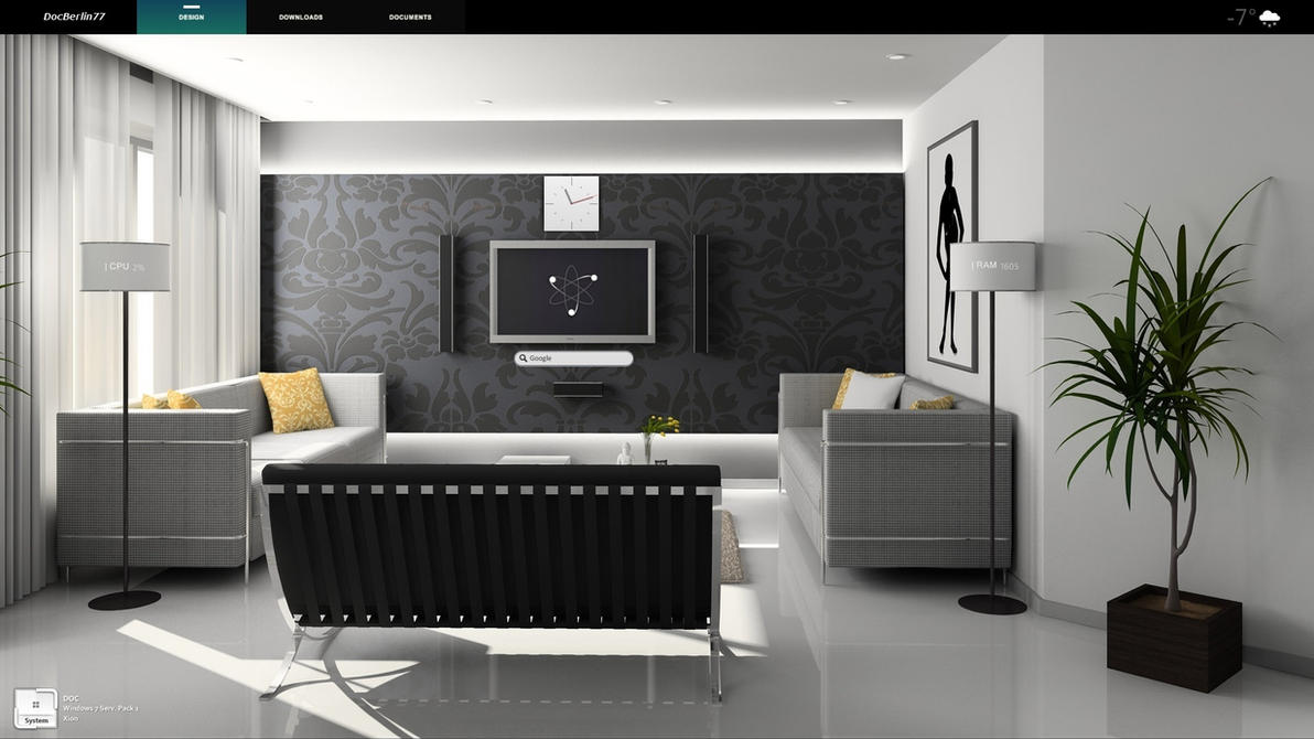 The Livingroom  No. 2    11.02.2012 by DocBerlin77