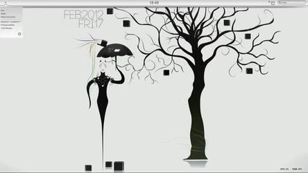 minimal desktop  17.02.2012 by DocBerlin77