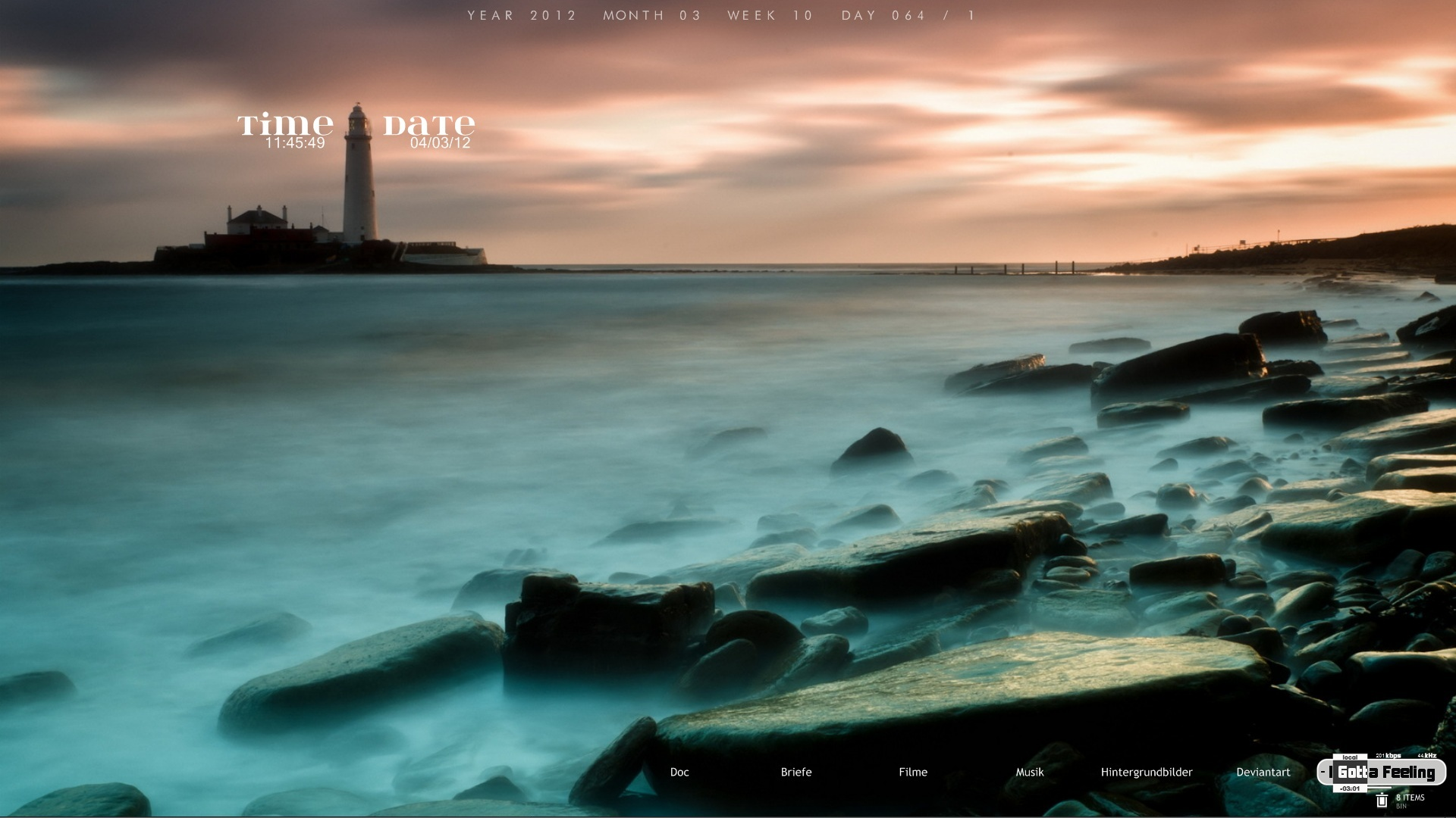 the coast  03.03.2012 by DocBerlin77