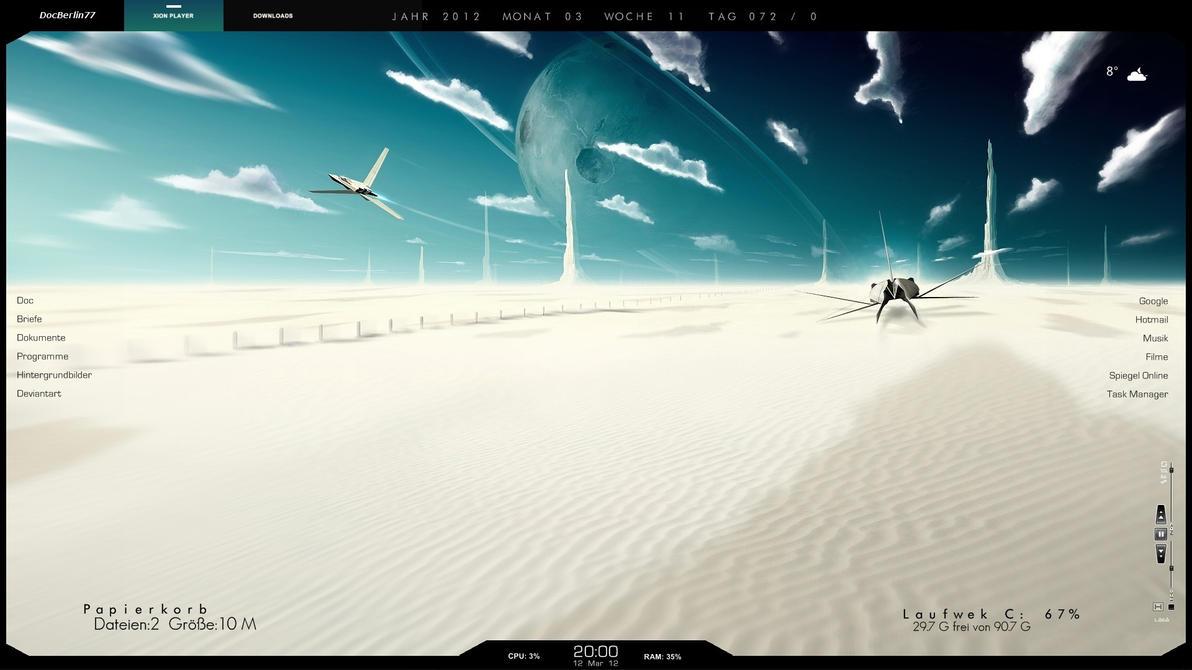 desert race  12.03.2012 by DocBerlin77