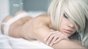 blond angel  02.04.2012 by DocBerlin77