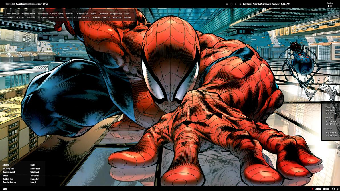 spider-man screenshot by DocBerlin77