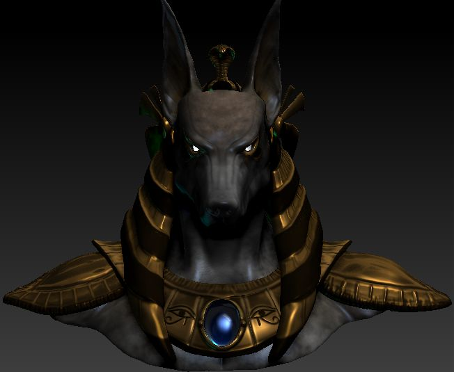 Anubis - Front by Sa66