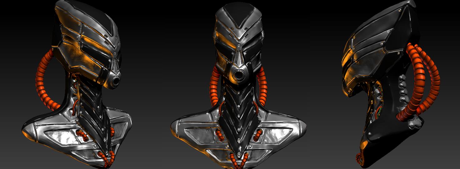 Terminator - Concept by Sa66