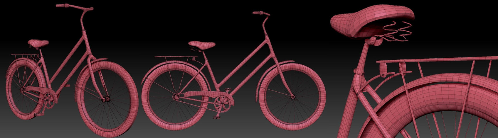 Bicycle - NHTV IGAD Assignment by Sa66