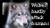 Do not demonize wolves by ghostwolfen