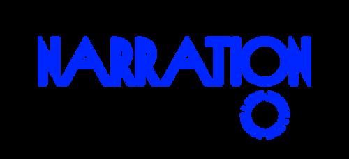 Narration Logo by CodyHatFiona