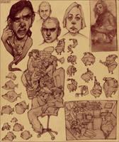 sketch page 2: random by loish