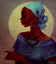mwali by loish