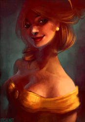 belle by loish