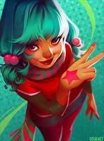 bubblegum by loish