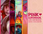 pink lemonade: 2010 calendar