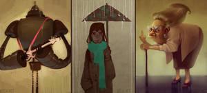 sketchblog goodies: doodles by loish