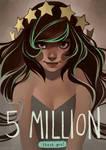 5 million: thank you