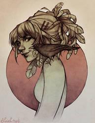 merel by loish