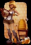 OUAM: Honey Nougat