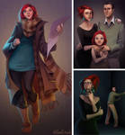 The Stanwick Legacy by loish