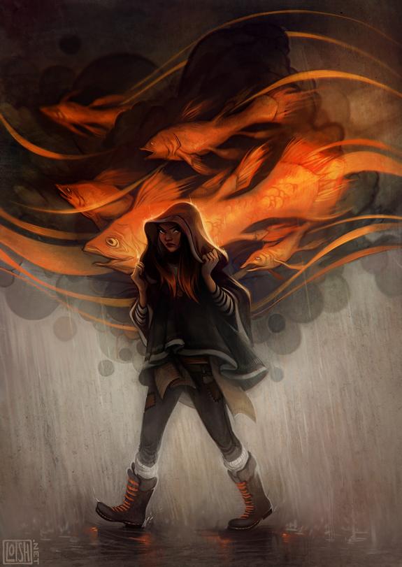 seastorm by loish