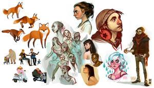 sketchblog sketchdump 5