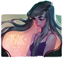 750k by loish