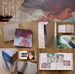 artbook | The Art of Loish