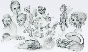 sketchdump 9 by loish