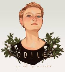 Odile van der Stap by loish