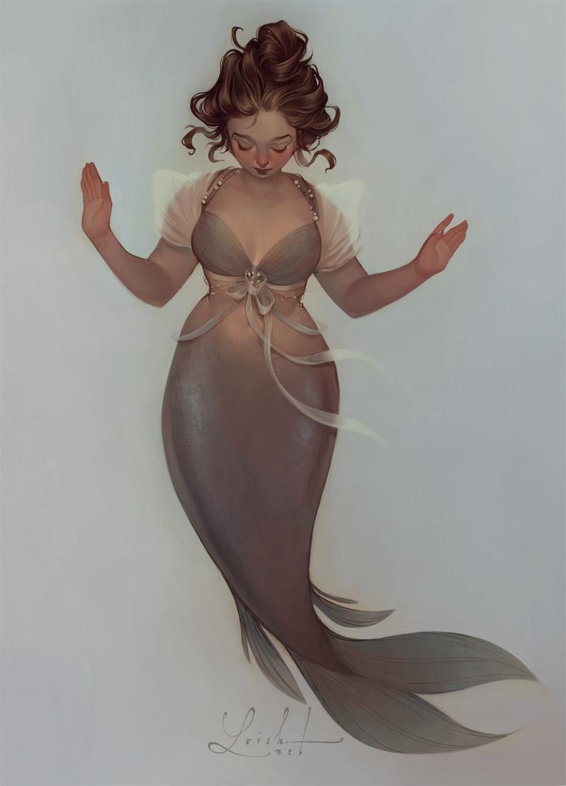 siren by loish