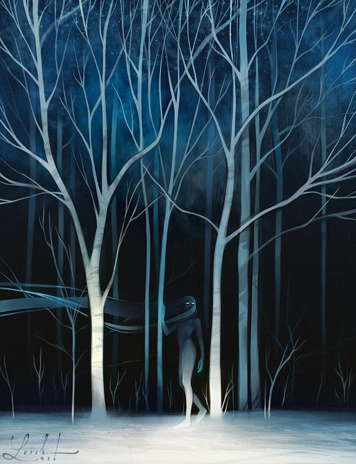winter by loish