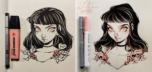 inktober 2018 - improvement