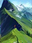 travel // mountain